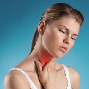 Болит горло – температуры нет