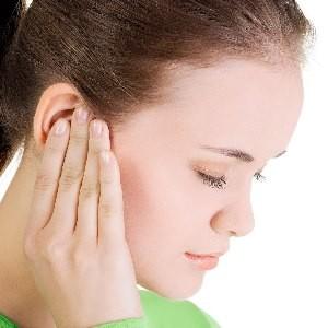 Простуда за ухом лечение в домашних условиях 763