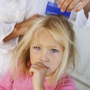 Лечение перхоти у ребенка