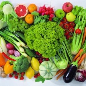 богатые на калий овощи и фрукты