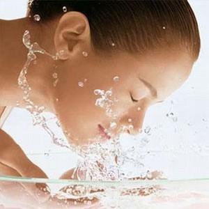 умывание холодной водой