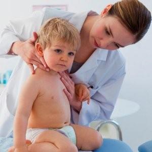 Если воспаление появилось у ребенка